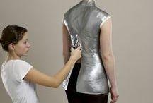 Dress Form DIY / Mannequin de couture / Tutoriels pour créer vous même votre mannequin de couture.