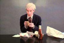 Old video / Di filmati e performance realizzate dagli anni Sessanta in poi.