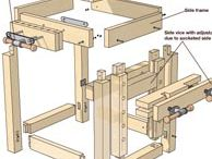 Work Benches & Carving Benches