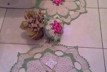 croche tapetes/almofadas/ colchas