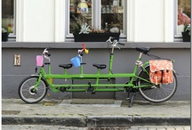 Bicycles & stuff / by Dy D