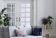 Wohnzimmer Inspiration ❤️ / Wohnzimmer, Inspiration, Interior, skandinavisch, gemütlich, Ideen, kreativ