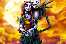 Jack and Sally <3 / by Michelle Sneed
