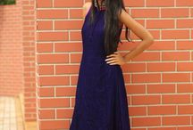 my ethnic attires♡★♥:-)