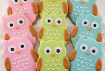 Cookies, cupcakes