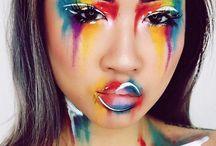 ☆ Unique Makeup Looks ☆