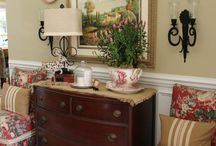 French cottage decorating / by Joan Capra