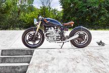 Ugly #05 Honda GL 500 82' / Fotos by Bartosz Mokrzycki