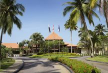 Hyatt Regency Kuantan Resort  / Blending into the serenity of a state rich in cultural heritage and well known as home to the oldest rainforest in the world, Hyatt Regency Kuantan Resort is an idyllic Kuantan resort located on the luxury stretch of Telok Chempedak's pristine beachfront, on the east coast of the Malaysian Peninsula. / by Hyatt Regency Kuantan Resort