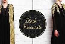 #Black, Black & Black!