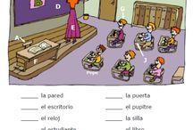 Back to School / by Adina Castillo