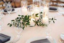 Bryllup - bord-deco