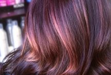 Rose Gold Hair for the fall
