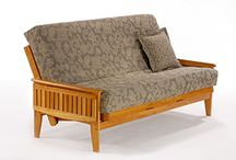 Futon Mattress Frames / We have several styles to suit your needs!