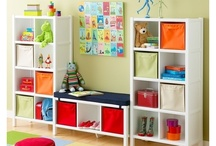 Homeschool classroom / by Ashley McCain