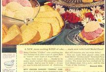 Vintage Recipes / by Merrilee Gladkosky