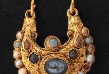 Jewelry / I love unique jewelry, the way they combine and enhance the total look.