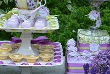 High Tea / English Tea / Garden Tea party