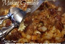 EASTERN EUROPE STYLE RECIPES
