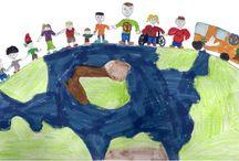 Ρατσισμός-Ειρήνη-σχολική βία και εκφοβισμός / racism-freedom-bullying