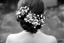 Bridal hairstyle / Hairstyle for the big day | http://www.smashingtheglass.com/