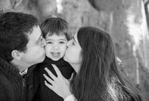 Retratos familiares - Family portraits / Ideas para tu sesión de fotos