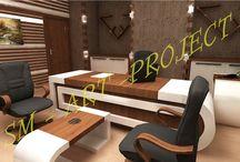 Büro Tasarımları