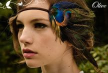 Headband design ideas... / by Sonia Montoya