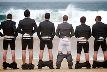 Groomsmen / Who says Brides have all the fun