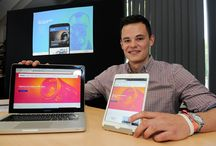 Technology and Innovation Awards 2015 / Work created by technology courses here at Solent.