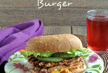 Vegetarian Burgers & Sandwiches / by Susan Jevens