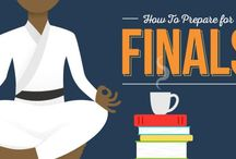 Exams & Finals / Oh snap. Finals. Get through your finals week with these tips & encouragements.