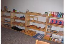 Kids - Montessori Rooms