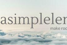 A Simple Lent - Meditations