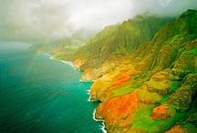 Travel- US Hawaii and Alaska