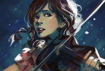 Lindsey Stirling Art