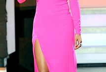 Trend Spotting - Neon Colors / Straight from the 80s - Neon colors are making a comeback and a strong statement.