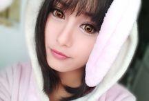 """Girls Asian hantai """" déguisements"""" / Curiosité"""