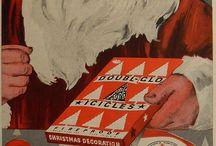 Santa, St. Nicolas, Noel, Kringel