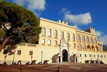 MONACO   PALACE OF MONACO /               Palace of Monaco / by Rocio Torres