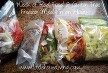 Freezer meals / by Robyn W