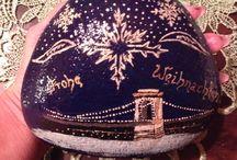 Kavics / Christmas on stone