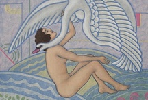 Leda and the Swan  / by Nancy Shogren