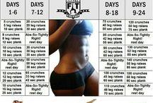 Fitness / by Amber Jordan