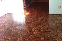Flooring inspired by the nature