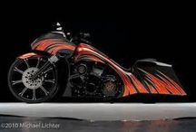 Baggers and Draggers
