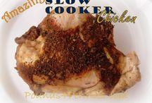 Recipes : Crockpot Meals