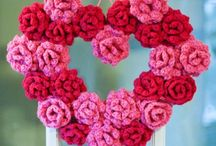 Crochet for Valentine's Day