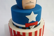 max captain america party