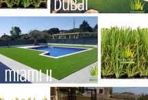 Modelos césped artificial PAISAJISMO / The best Artificial turf